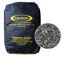 Бітумне активоване вугілля Filtrasorb 300 фото