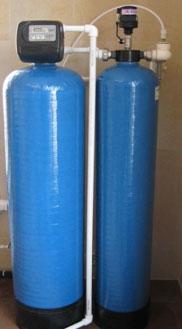 Фильтрующие материалы - обезжелезивание и деманганация