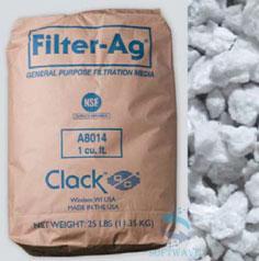 Инертные фильтрующие зернистые материалы