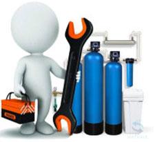 Диагностика работы засыпных фильтров и водоочистного оборудования