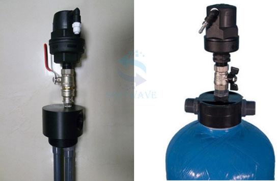 Оголовок аэрационной колонны 2,5″ для систем обезжелезивания воды