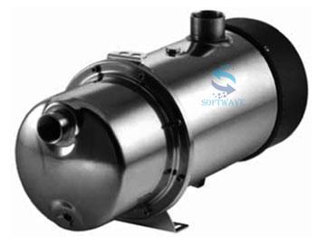 Многоступенчатые насосы-амфибии Steelpumps X-AMO