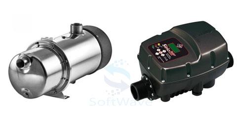 Многоступенчатые насосы Inverter X- MO/X-MV
