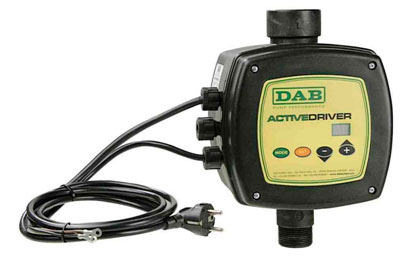 Частотные регуляторы скорости насоса DAB ACTIVE DRIVER PLUS