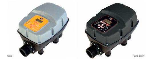 Частотные регуляторы скорости насоса Sirio