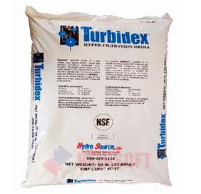 Turbidex – высокоэффективная загрузка с комплексным механизмом действия