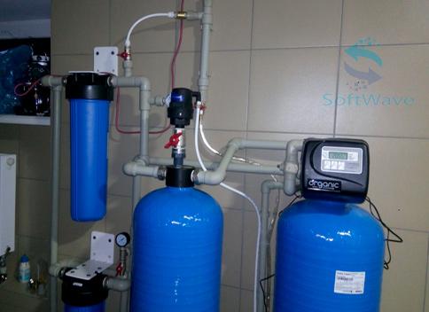 радиоактивность и напорная аэрация воды