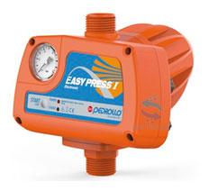 Электронный контроллер давления воды для насосов Pedrollo