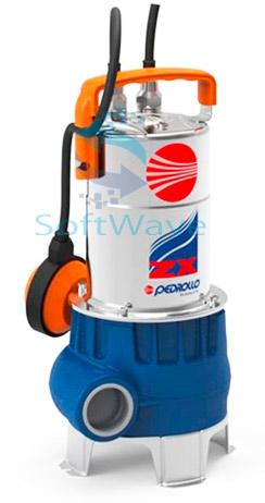 Дренажные насосы Pedrollo ZXm для грязной воды