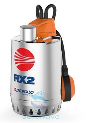 Дренажные насосы Pedrollo RX