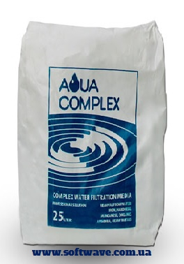 Фильтрующая загрузка комплексного действия для очистки воды AquaComplex