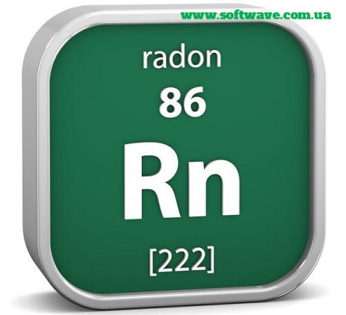 Радиоактивный газ радон