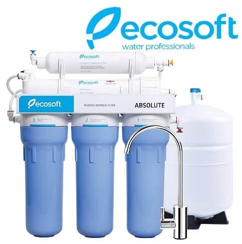 Система обратного осмоса Ecosoft Absolute
