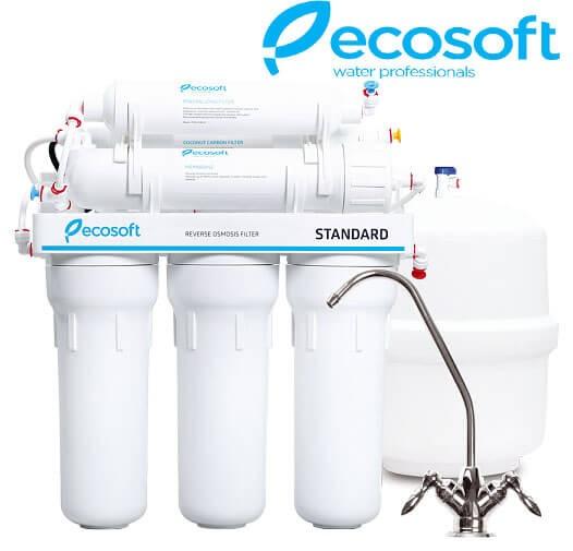 Система обратного осмоса Ecosoft Standard