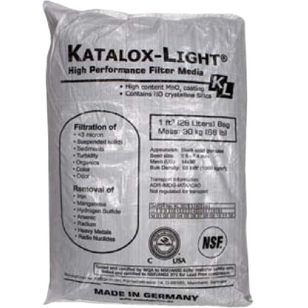 Фильтрующая загрузка Katalox-Light