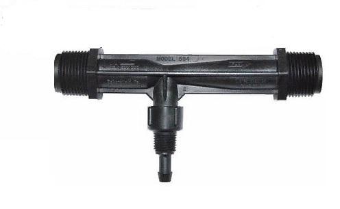 Инжектор для аэрации воды Mazzei 584